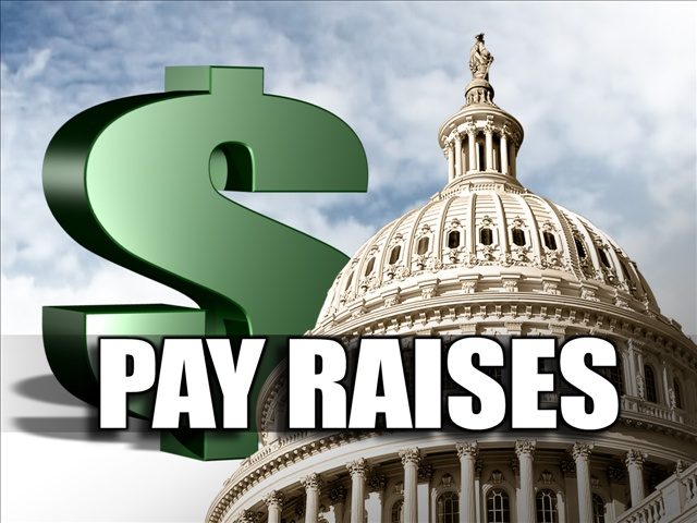 Government Pay Raise